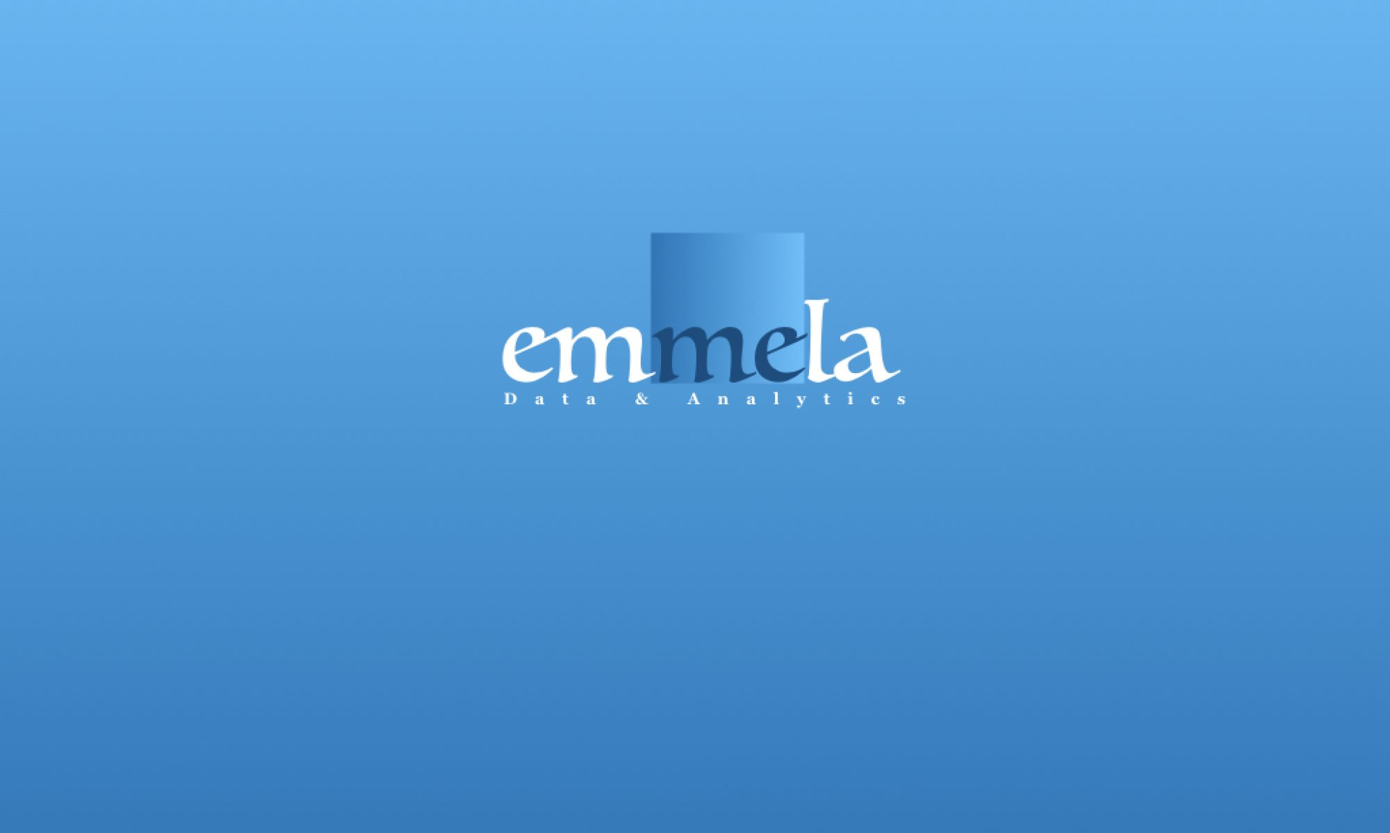 EMMELA Data & Analytics